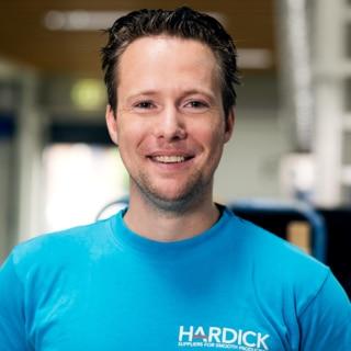 Sander de Kouwer - Production Manager
